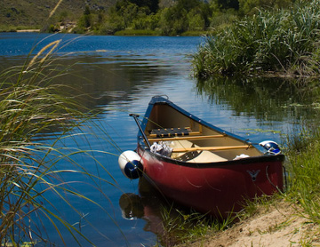 Take Natura's gluten-free wines with you on your next canoe trip this summer