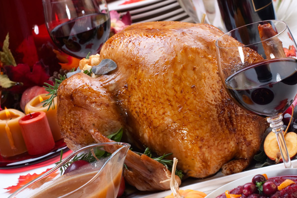 Thanksgiving and Vegan Wine Pairings