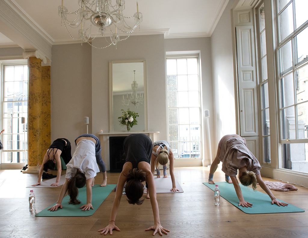 Stay Warm (and Active) With Yoga This Winter