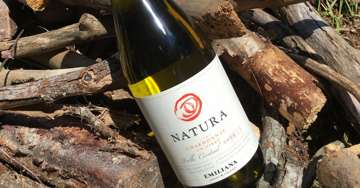Natura Wines lists tips to go camping with wine.