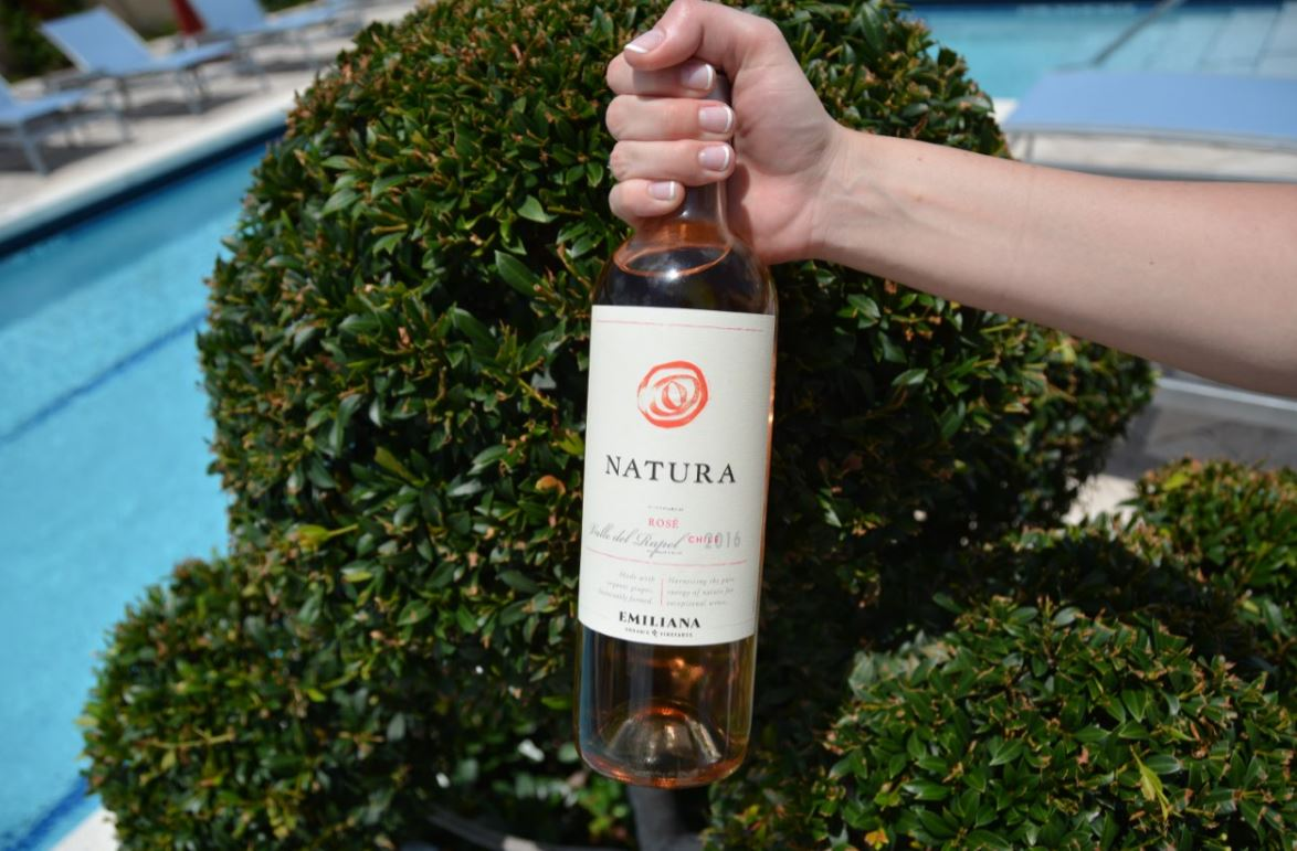 Organically Grown Wines | Natura Rose