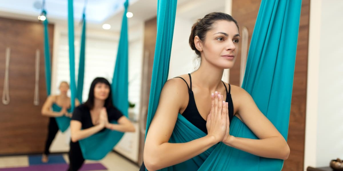 Aerial Yoga Beginners | Natura Wine of Chile