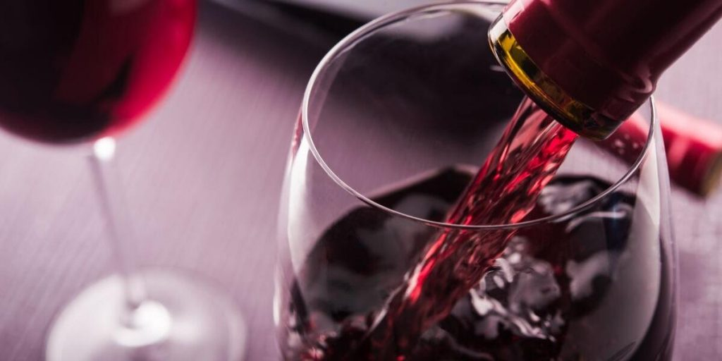 Carmenere wine from Chile, Natura wine Carmenere