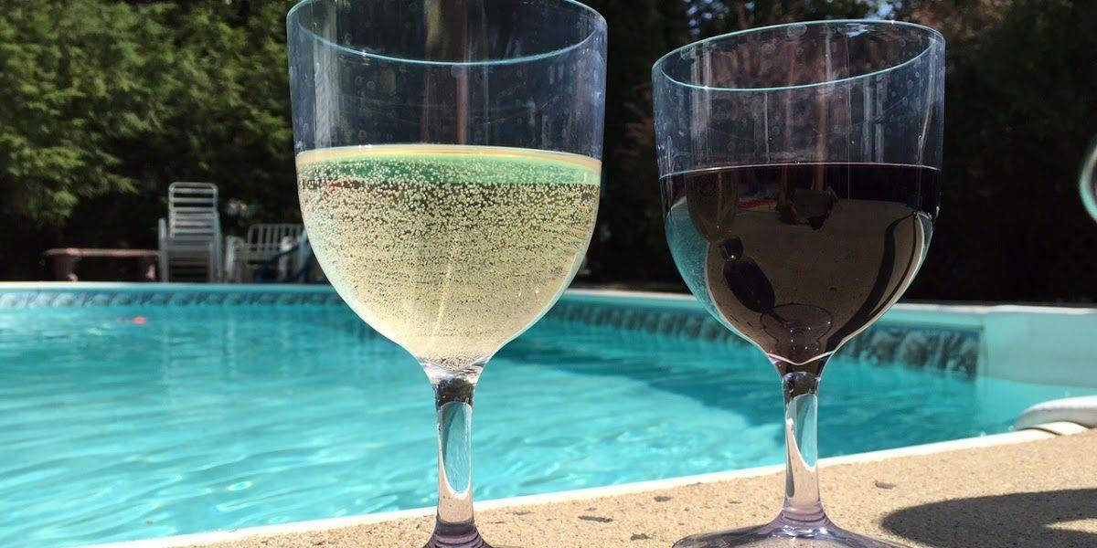 Vegan Friendly White and Red Wine